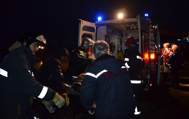 ДТП під Миколаєвом: у лікарні помер четвертий військовий
