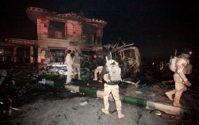 Фото: в иранском городе Хилла произошел теракт