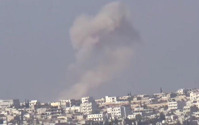 Фото: боевые действия в Алеппо