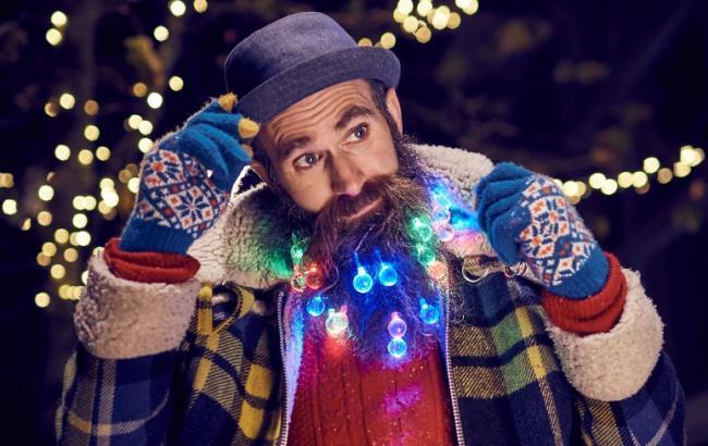 Фото: Новогодний тренд для мужчин (boredpanda.com)