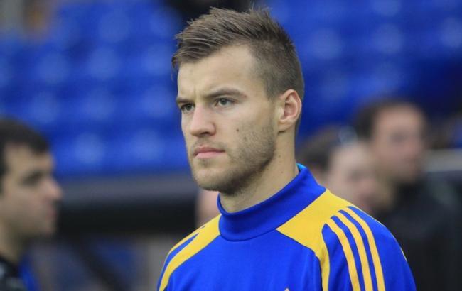 Ярмоленко став найкращим футболістом України