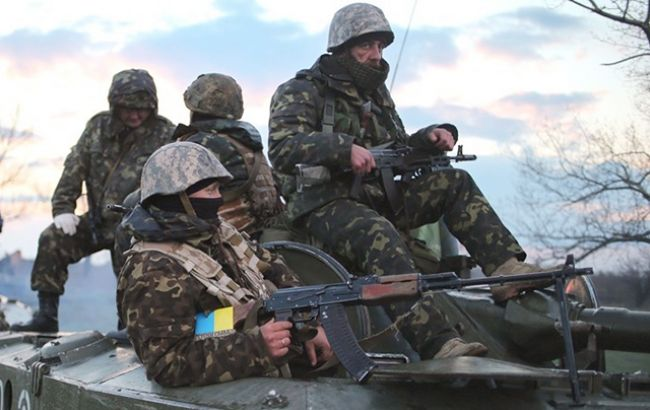 Бій на Світлодарській дузі: загинули 5 бійців ВСУ, шестеро поранених