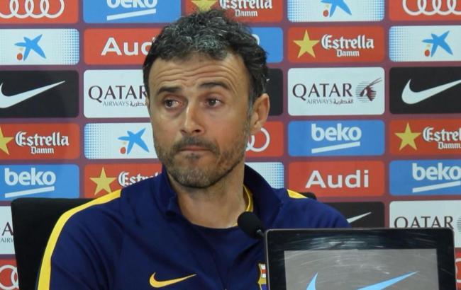 «Барселона» желает продлить договор сосвоим тренером