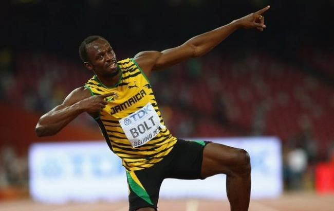 Болт иБайлз— лучшие спортсмены 2016г