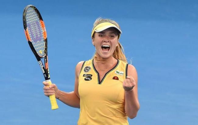 Одесская теннисистка обыграла первую ракетку мира