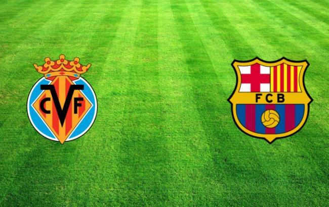 Online футбол. чемпионат испании вильярреал барселона