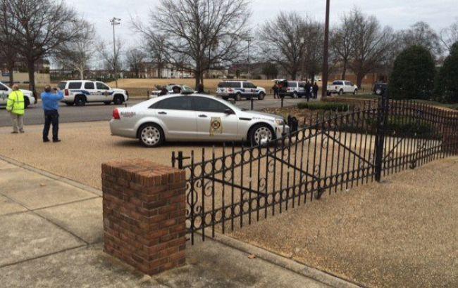 Фото: захват заложников в Алабаме