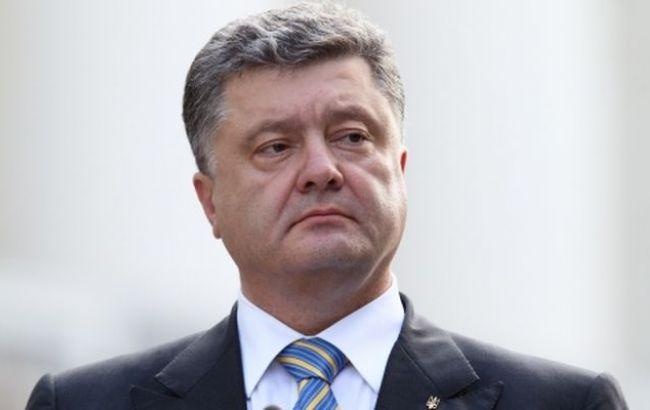 Росія намагається спровокувати заворушення в Україні, - Порошенко