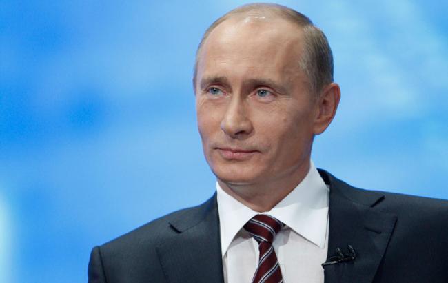 Фото: Путин сравнил протесты против Трампа с Майданом