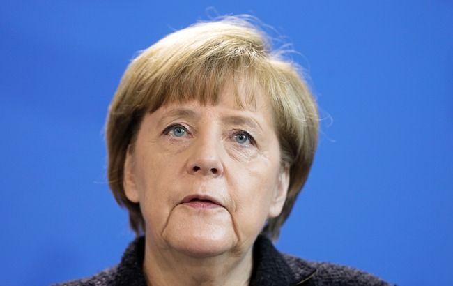 Меркель позитивно оценила ход перемен вУкраинском государстве