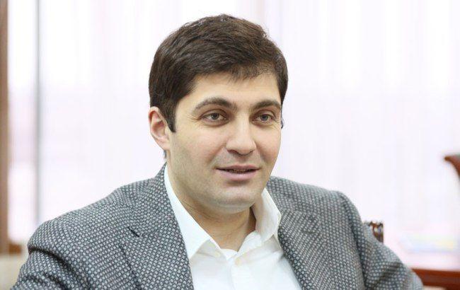 Фото: заступник генпрокурора, прокурор Одеської області Давид Сакварелідзе