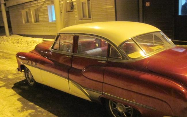 Фото: Buick Century