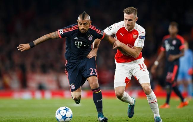 Фото: Бавария - Арсенал, онлайн-трансляция матча