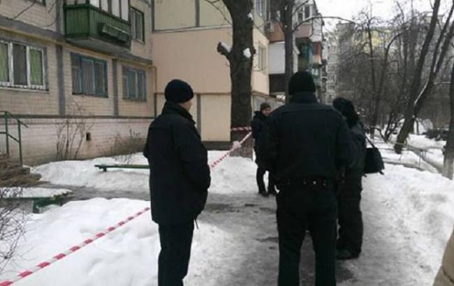 Фото: Эвакуация жителей дома