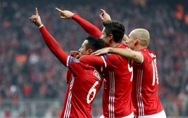 Фото: Бавария - Арсенал
