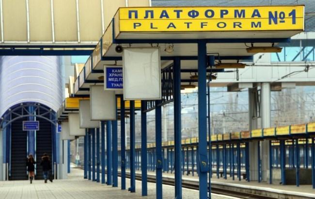 Рік потому: журналіст показав спорожнілий вокзал Сімферополя