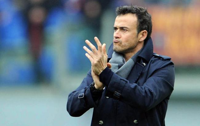 """""""Барселона"""" у матчі-відповіді з ПСЖ збирається ризикувати всім, - Енріке"""