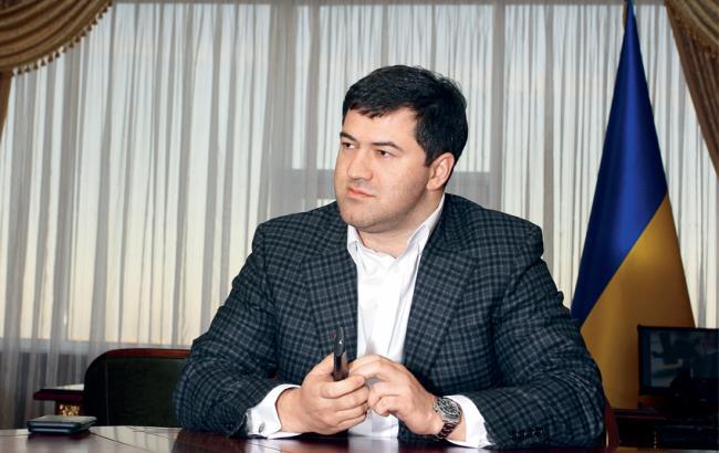 Фото: Мін'юст повідомив про стан здоров'я Насирова