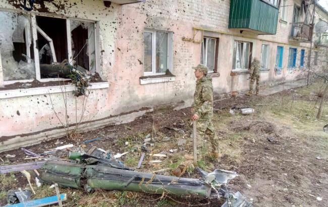 Взрывы в Балаклее: появилось видео с дрона