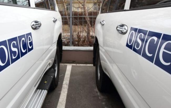 Бойовики закладають протитанкові міни у Луганській області, - ОБСЄ