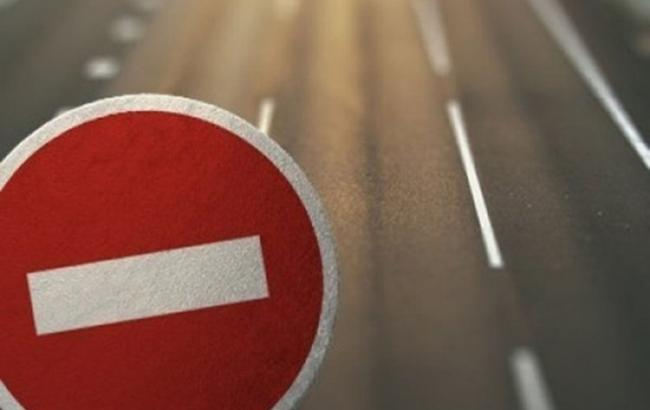В центре Киева запретят движение транспорта с 9 по 13 июня
