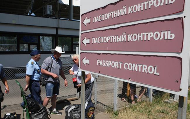 Безвізовий режим з ЄС: число українців, що перетинають кордон за добу, зросла на 7%