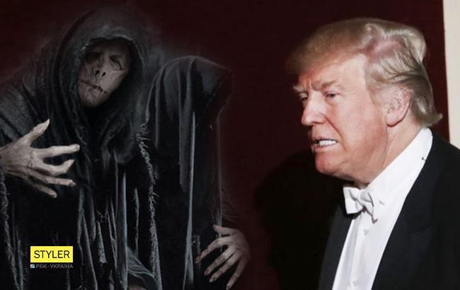 """Стівен Кінг порівняв Трампа з дементором з """"Гаррі Поттера"""""""
