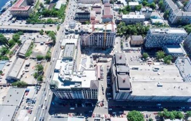 """""""Зелений"""" БЦ ASTARTA облаштує декілька вулиць на Подолі"""
