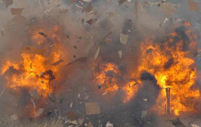 Фото: вибух у Пакистані