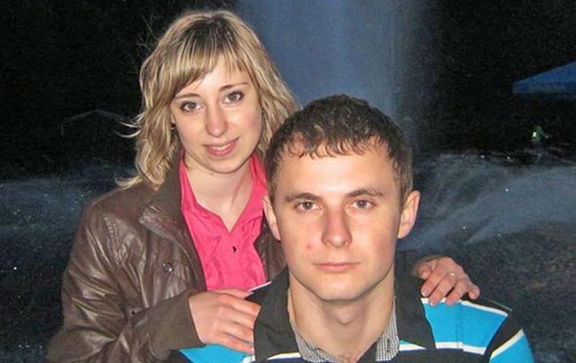 Фото: Віталій та Ольга Зубенко (fakty.ua)