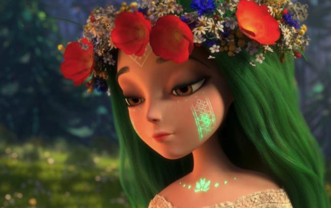 Фото: главной героиней станет Мавка - душа леса (скриншот из тизера)