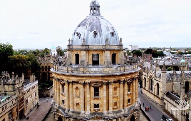 Oxford University (Кадр з відео YouTube/Viking River Cruises)