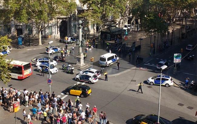 Теракт в Барселоні: водієм фургона міг бути один з пізніше ліквідованих терористів
