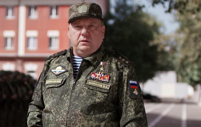 """Фото: Володимир Шаманов (скріншот із відео """"Единой России"""")"""