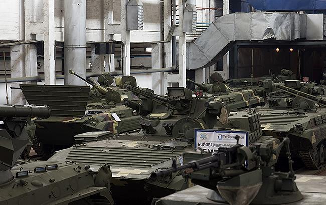 Фото: испытания БМП-1УМД (ukroboronprom.com.ua)