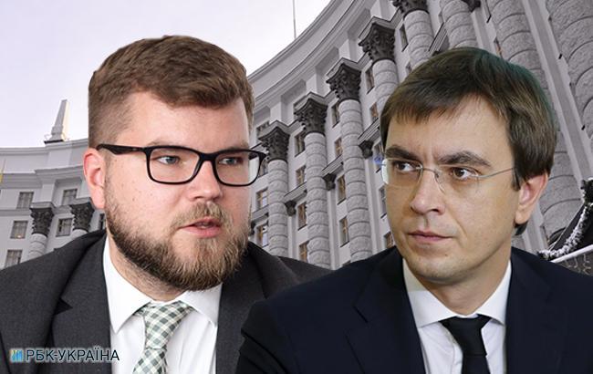 Евгений Кравцов и Владимир Омелян по-разному оценивают ситуацию с ценой на билеты в Европу (РБК-Украина)