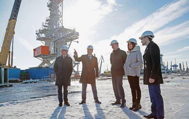 "Фото: лидеры партии ""Основа"" (пресс-служба)"