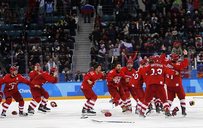Фото: Росія на Олімпіаді (olympic.ru)