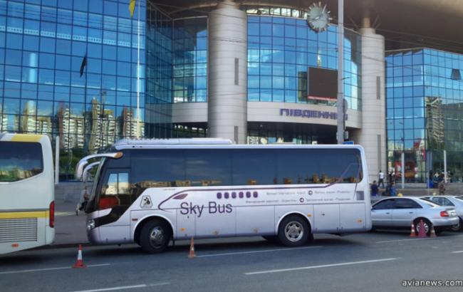 Фото: автобус Skybus (avianews.com)