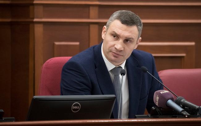 Кличко призывает Киевсовет обратится к ВР по изменениям в закон об охране культурного наследия