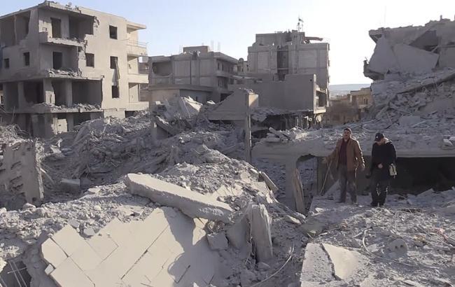 Из-за взрыва в Африне погибло 11 человек