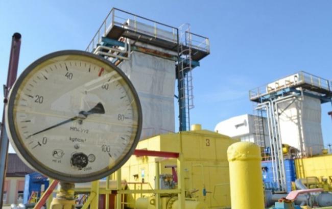 Запасы газа в Украине уменьшились почти на 50%