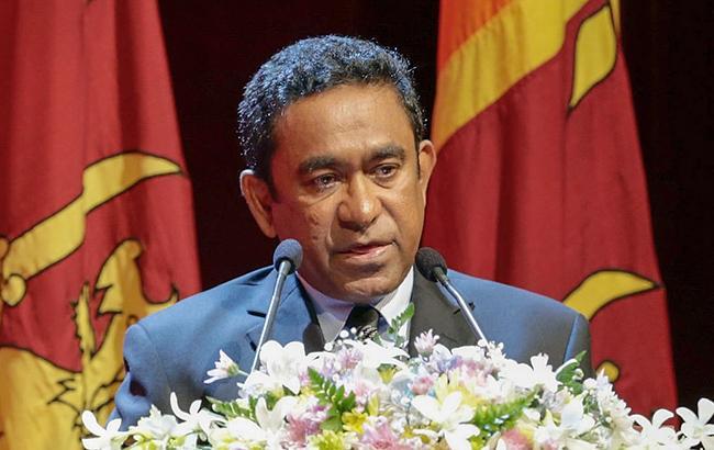 На Мальдивах отменили чрезвычайное положение