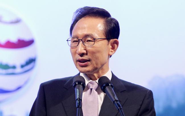 У Південній Кореї заарештували щеодного екс-президента країни