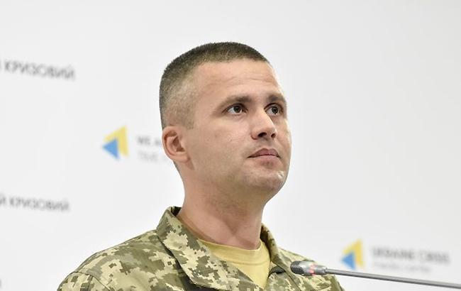 В зоне АТО боевики вновь применили запрещенное оружие, - Гуцуляк