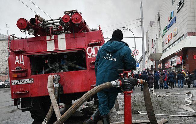 Пожежа в Кемерово: кількість госпіталізованих збільшилася до 15 осіб
