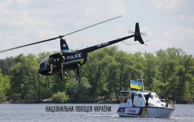 Нацполиция начинает набор пилотов в подразделение воздушной поддержки