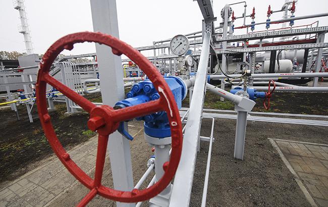 Украина снизила закупки газа доминимума