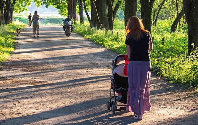 В Украине выплатили 900 миллионов гривен пособия по беременности