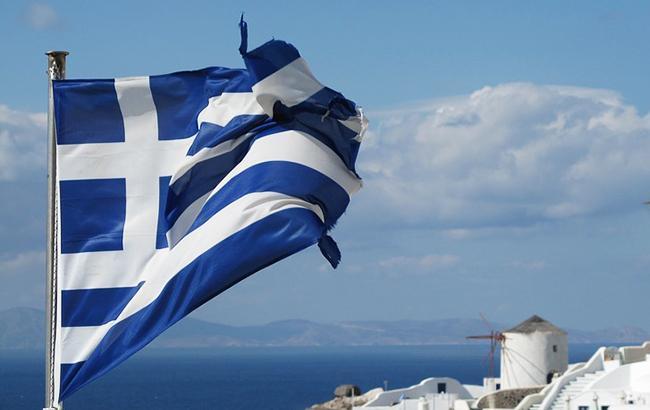 Фото: греческий флаг (pixabay.com)